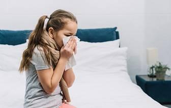 Первая помощь при насморке